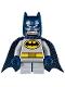 Batman - Short Legs, Dark Blue Cape