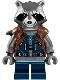 Rocket Raccoon - Dark Blue Outfit