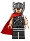 Thor - Red Cape, Helmet (76084)