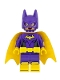 Batgirl, Yellow Cape, Dual Sided Head with Smile/Angry Pattern (30612)