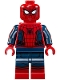 Spider-Man - Black Web Pattern, Red Torso Small Vest, Red Boots