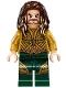 Aquaman - Dark Brown Long Hair (76085)
