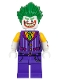 The Joker - Striped Vest, Shirtsleeves, Smile with Pointed Teeth Grin