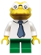 Hans Moleman - Minifig only Entry