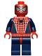 Spider-Man 3 - Dark Blue Arms / Legs