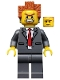 President Business - Minifig only Entry