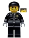 Scribble-Face Bad Cop - Minifig only Entry