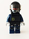 Robo SWAT with Helmet and Body Armor (70815)