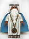 Vitruvius with Medallion and Black Eyes with Pupils