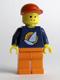 Lego Brand Store Male, Surfboard on Ocean - Lone Tree