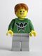 Lego Brand Store Male, Bat Wings and Crossbones - Lone Tree