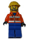 Lego Brand Store Male, Construction Worker - Mission Viejo