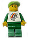Lego Brand Store Male, Classic Space Minifig Floating - Mission Viejo