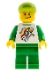 Lego Brand Store Male, Classic Space Minifig Floating - Victor