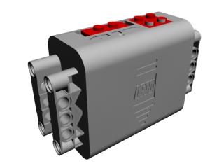 Motor 5292 Battery Problem Lego Technic Mindstorms