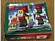 Santa Claus Mos Burger Gift Box - King and Queen Santa