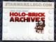LEGO Star Wars Holo-Brick Archives, San Diego Comic-Con 2009 Exclusive