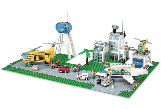 LEGO City 2006 Sets - Price and Size