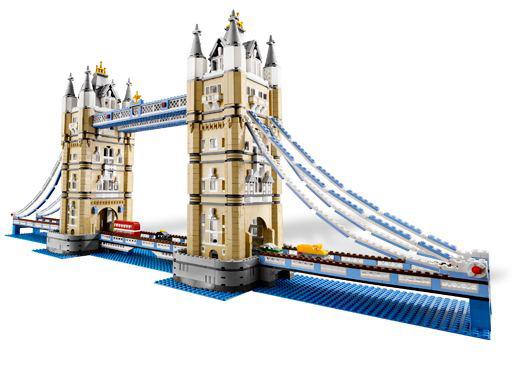 Tower Bridge for Xmas 10214-1