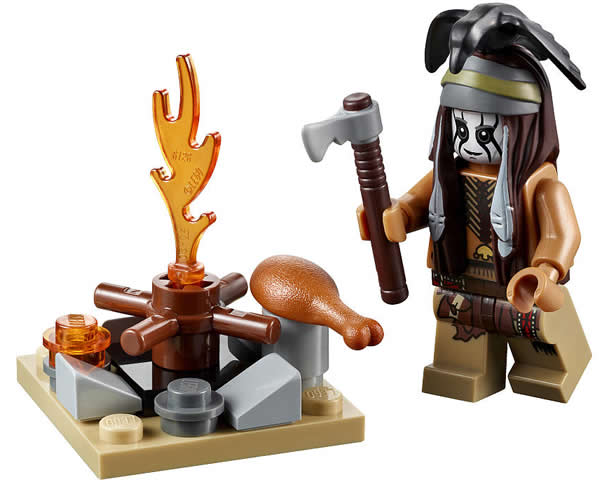 lego lone ranger stagecoach instructions
