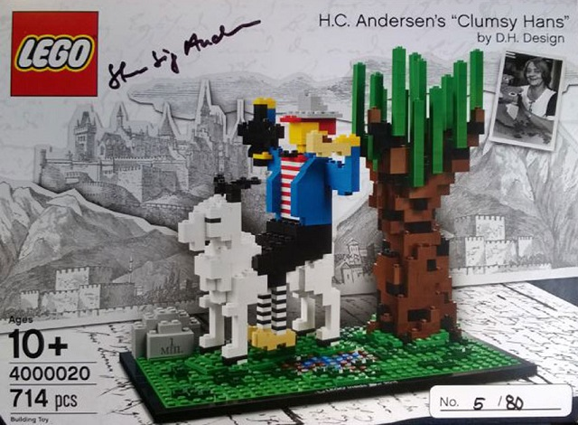 LEGO Inside Tour (LIT) Exclusive 2015 Edition - H.C. Andersens Clumsy Hans