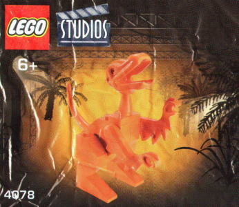 Lego Jurassic Park Topic - Page 2 4078-1