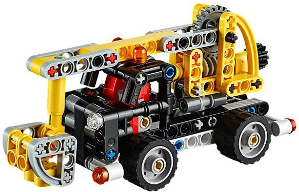 lego technic 42033 and 42034 instructions