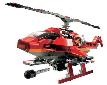乐高lego4895电动直升飞机三合一价格 批发 报价
