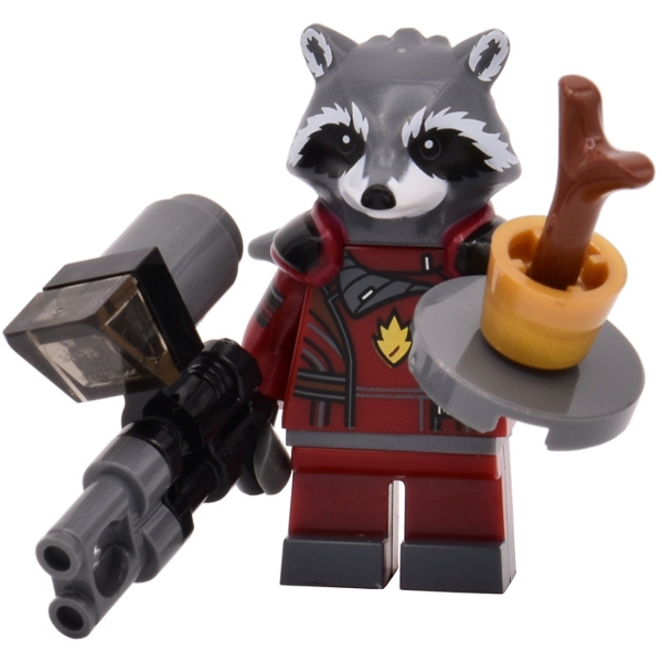 FT/FS Rocket Raccoon Polybag 5002145 (Located in MB will ship) - CLOSED 5002145-1