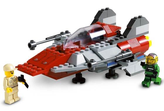 [Sets] Votre collection Star Wars. 7134-1