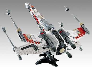 [Sets] Votre collection Star Wars. 7191-1