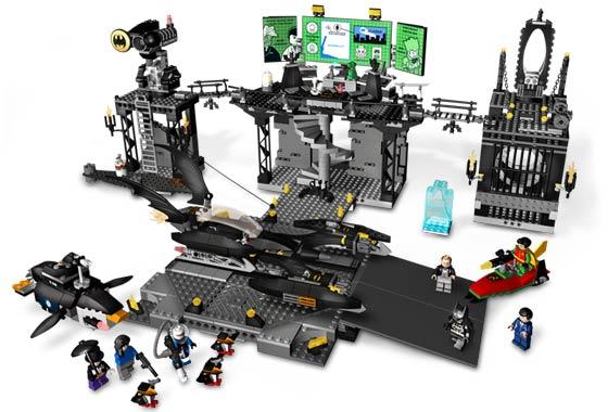 Return LEGO Batman petition. 7783-1