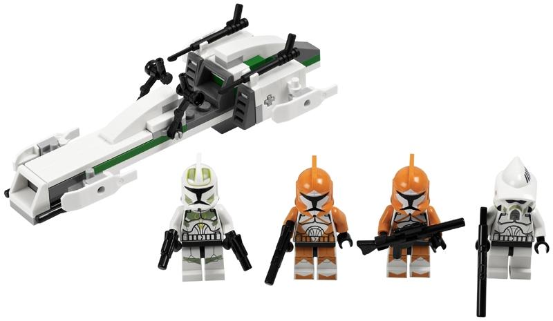 [Sets] Votre collection Star Wars. 7913-1