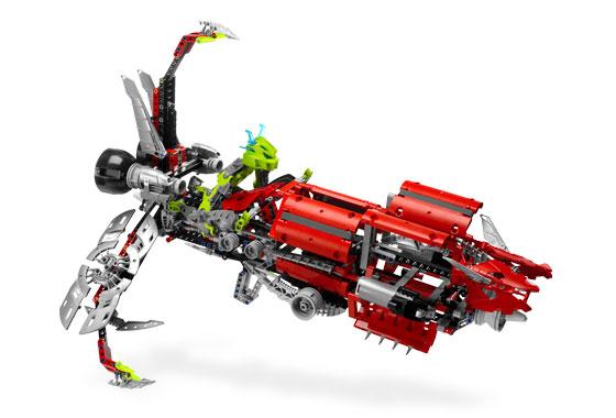 lego bionicle chevalier castle chateau 8943 espace neuf vaisseau spatial navette ebay. Black Bedroom Furniture Sets. Home Design Ideas