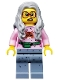 tlm006: Mrs. Scratchen-Post - Minifig only Entry