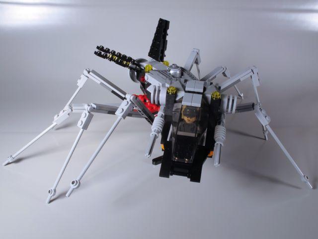 Spider Scout