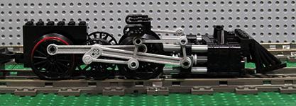 lego steam train instructions custom