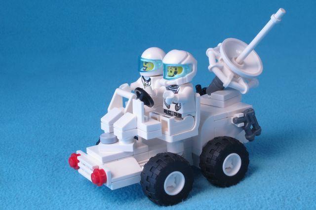 Lunar Space Buggy