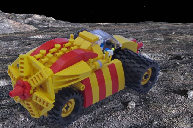 Race Rover