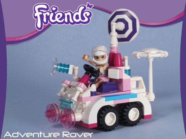 Friends Adventure Rover