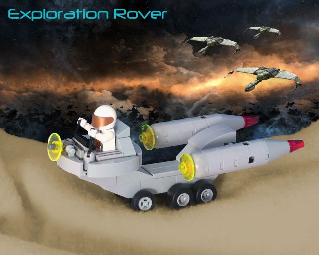 Exploration Rover