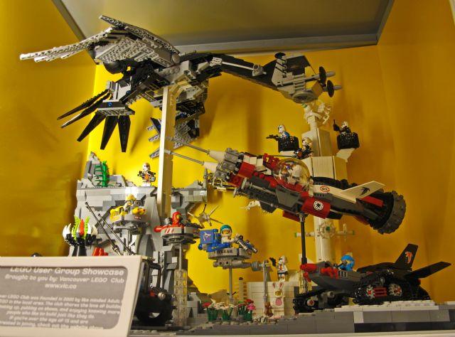 Vancouver Lego Store - Public Showcase - March 2013