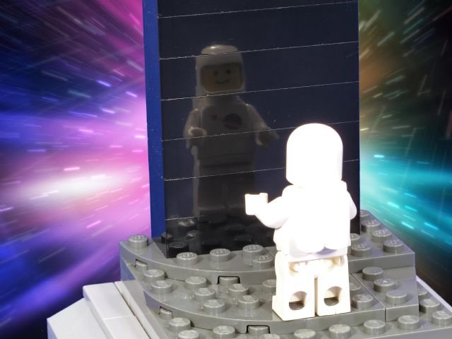 8x8 Movie Themed MOC - 2001 A space Oddyssy