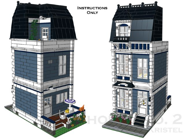 lego office building. This Design Is Based On An MOC Originally Built In Real LEGO Bricks And Has Been Rebuilt Using The Instructions To Confirm Building Steps Parts Lego Office
